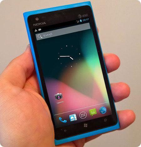 El proyecto Lumia Android de Nokia