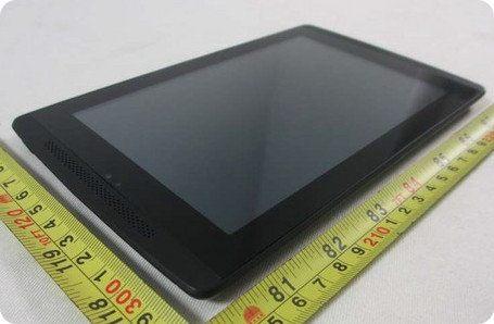 El tablet de Nvidia tendrá un procesador Tegra 4 y pantalla de 7 pulgadas