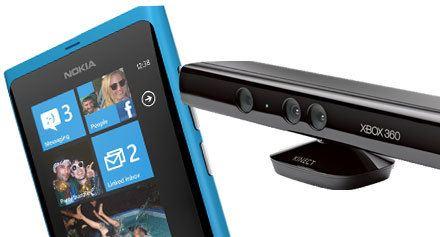 La tecnología Kinect sería integrada en futuros móviles Windows Phone