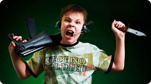 Los videojuegos promueven la violencia