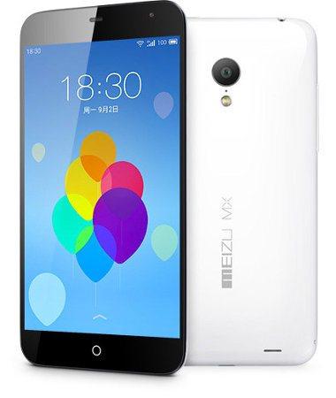 Meizu MX3 un smartphone con chip de ocho núcleos, pantalla de alta resolución y 128GB de memoria