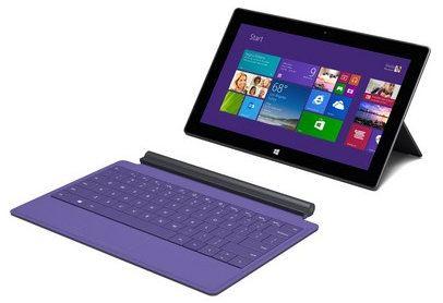 Microsoft presenta a los nuevos Surface 2 y Surface Pro 2