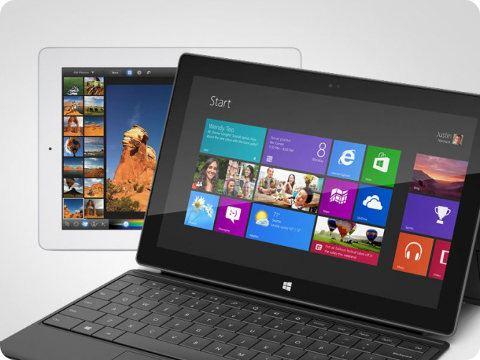 Microsoft toma tu iPad y a cambio te da un descuento en compras