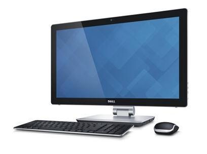 Nueva Dell Inspiron 23, una todo en uno ultradelgada