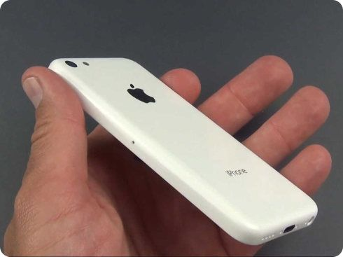 Nuevo video del iPhone 5C