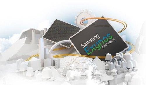 Nuevos chips Samsung Exynos están en camino