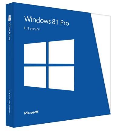 Precios y detalles de Windows 8.1