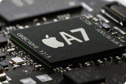Samsung es el fabricante del chip A7 del iPhone 5S