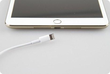 Se filtra el iPad Mini 2 con pantalla Retina, Touch ID y cubierta dorada