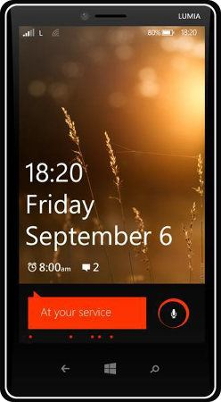 Se filtra una captura de Windows Phone 8.1
