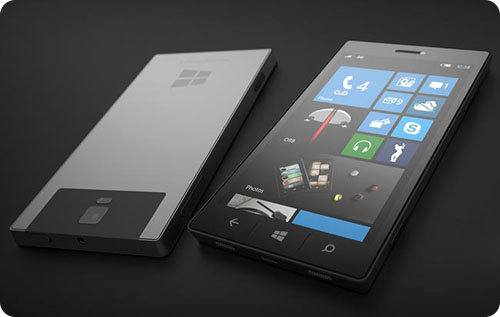 Smartphones Surface podrían ser presentados hoy