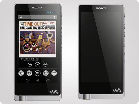 Sony presenta el nuevo Walkman NW-ZX1 con 128GB de memoria