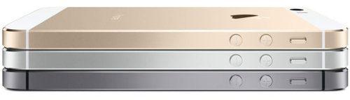 iPhone 5S todos sus detalles y especificaciones
