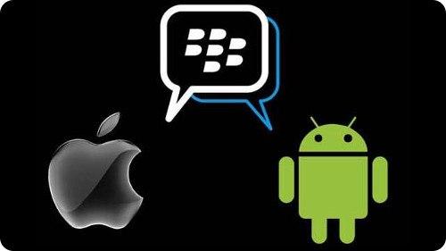 BBM ya disponible en iOS y Android