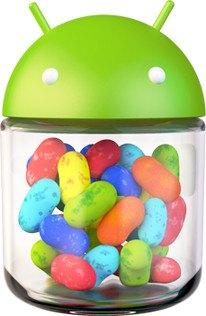 Casi la mitad de los dispositivos Android ya usan Jelly Bean