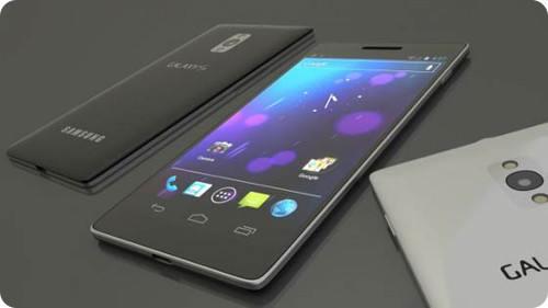 El Galaxy S V llegaría a las tiendas en enero