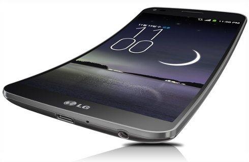 El LG G Flex ha sido presentado
