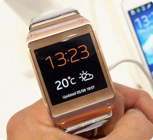El Samsung Galaxy Gear no está siendo bien recibido
