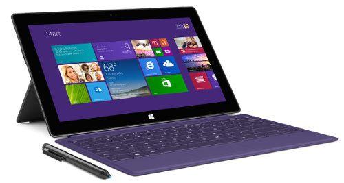 El Surface 2 y Surface Pro 2 ya están a la venta