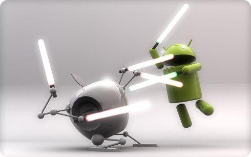 El crecimiento de Android se está deteniendo en Estados Unidos y Europa