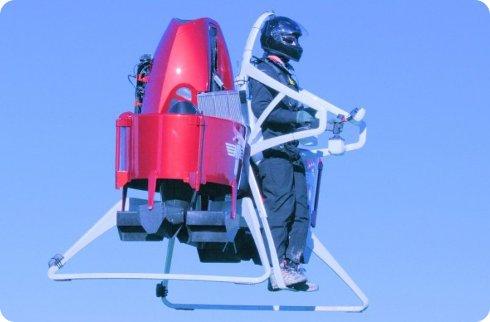 El jetpack Martin comenzará a ser producido a partir de 2014