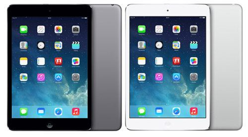 El nuevo iPad Mini recibe una pantalla Retina