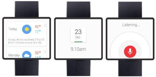 El smartwatch Android de Google será lanzado en pocos meses2