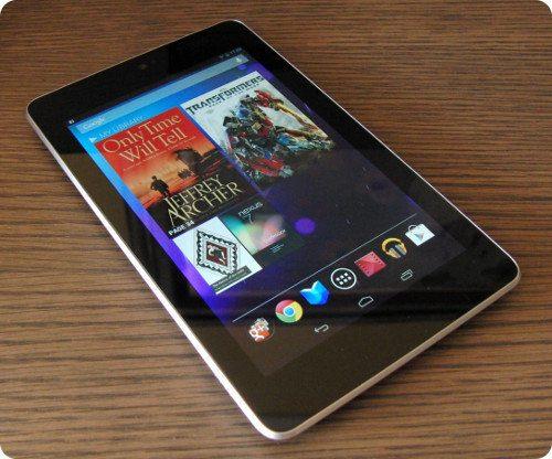 Google dona 17.000 unidades del Nexus 7 a las víctimas del huracán Sandy