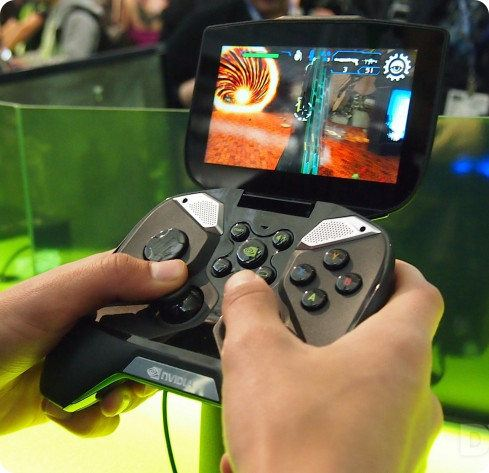 La consola Nvidia Shield tendrá su segunda generación