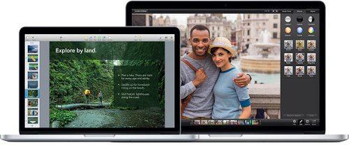 Las MacBook Pro reciben pantallas Retina y procesadores Haswell