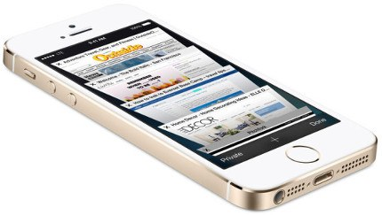 Las apps se cuelgan y cierran con más frecuencia en el iPhone 5S