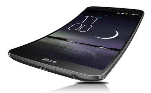 Los datos sobre el lanzamiento del LG G Flex se darán a conocer el 5 de noviembre
