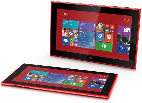 Nuevo Nokia Lumia 2520 con Windows RT y LTE