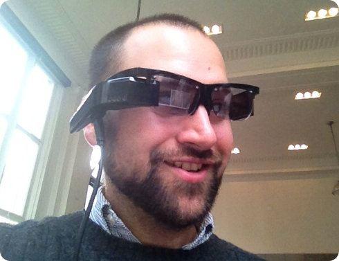 ORA-S gran competidor de Google Glass