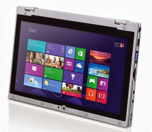 Panasonic Toughbook CF-AX3 una nueva ultrabook híbrida