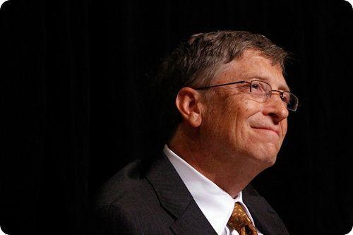 Parece que ya no quieren a Bill Gates en Microsoft