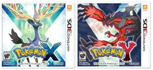 Pokémon X & Y ya disponibles en todo el mundo