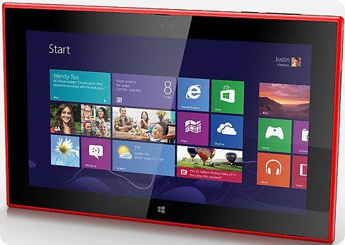 Qualcomm elogia al nuevo Lumia 2520 por encima del Surface 2
