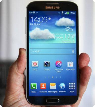 Samsung ha vendido 40 millones de unidades del Galaxy S IV