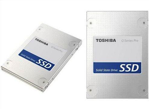 Toshiba Q Series Pro PC: nueva línea de unidades SSD