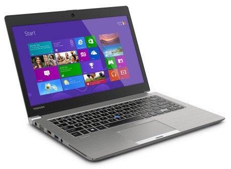 Toshiba lanza nuevas portátiles profesionales