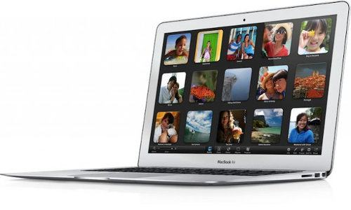 Una MacBook Air rediseñada será lanzada en 2014