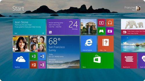 Ya podemos reservar Windows 8.1 y 8.1 Pro