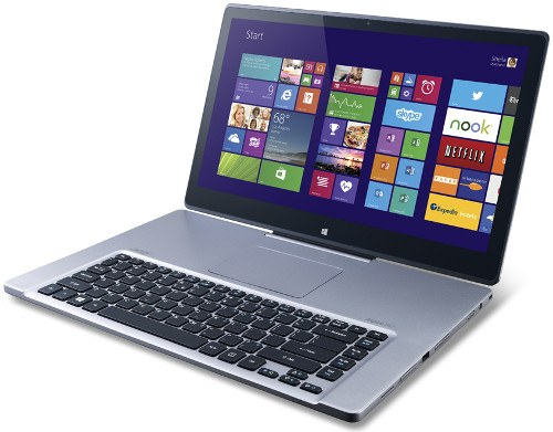 Acer actualiza el hardware de la Aspire R7