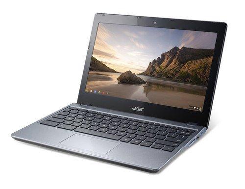 Acer estrena la nueva Chromebook C720 de $200 dólares