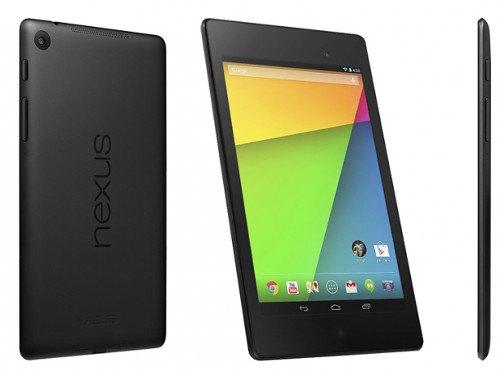 Amazon ofrece el Nexus 7 de 16GB por $200 dólares