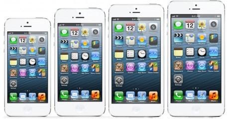 Apple ya está probando un iPhone de 4,9 pulgadas