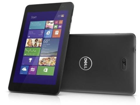 Así es el Venue 8 Pro de Dell
