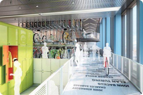 Así serán las nuevas oficinas de Google en Londres