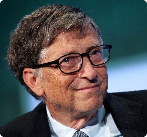 Bill Gates opina que la salud es más importante que la tecnología